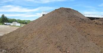 Compost-Topsoil Mix